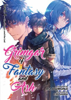 Grimgar of Fantasy and Ash: Light Novel Vol. 4