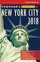 Frommer's EasyGuide to New York City 2018 - Frommer, Pauline