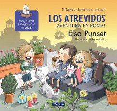 9788448847715 - Punset: SPA-ATREVIDOS AVENTURA EN ROMA - Libro
