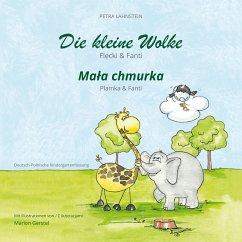 Die kleine Wolke 2 - Flecki und Fanti. Deutsch-Polnische Kindergartenversion - Lahnstein, Petra