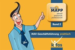 MAV - Geschäftsführung praktisch - Jacobowsky, Christoph; Borst, Alexander
