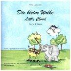 Die kleine Wolke 2. Flecki und Fanti. Deutsch-Englische Kindergartenversion