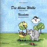 Die kleine Wolke 2 - Flecki und Fanti. Deutsch-Italienische Kindergartenversion