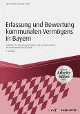 Erfassung und Bewertung kommunalen Vermögens in Bayern - inkl. Arbeitshilfen online (eBook, PDF)