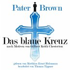 Pater Brown - Das Blaue Kreuz (MP3-Download)