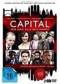 Capital - Wir sind alle Millionäre - 2 Disc DVD