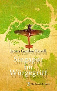 Singapur im Würgegriff (eBook, ePUB) - Farrell, James Gordon