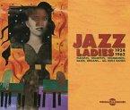 Jazz Ladies 1924-1962 Pianists,Trumpets,Trombone