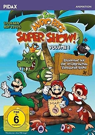 Super Mario Bros. - Super Show - Vol. 1