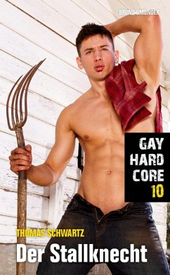 Gay Hardcore 10: Der Stallknecht (eBook, ePUB) - Schwartz, Thomas