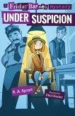 Under Suspicion: A Friday Barnes Mystery (eBook, ePUB)