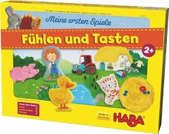 HABA 302770 - Meine ersten Spiele, Fühlen und Tasten