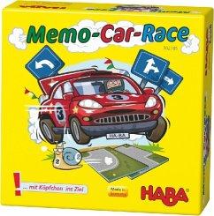 HABA 302785 - Memo-Car-Race - Denkspiel!