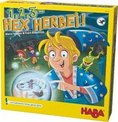 HABA 302762 - 1,2,3 Hex herbei!