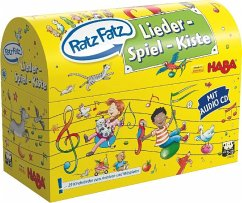 HABA 303035 - Ratz Fatz Lieder-Spiel-Kiste, Rat...