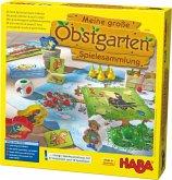 HABA 302282 - Meine große Obstgarten - Spielesammlung
