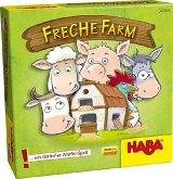 HABA 302804 - Freche Farm - Würfelspiel