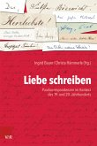 Liebe schreiben (eBook, PDF)