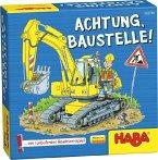 HABA 302748 - Achtung, Baustelle! - Reaktionsspiel