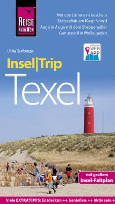 Reise Know-How InselTrip Texel - Grafberger, Ulrike