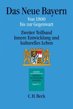 Handbuch der bayerischen Geschichte Bd. IV,2: Das Neue Bayern (eBook, PDF) - Spindler, Max