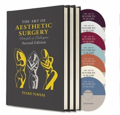The Art of Aesthetic Surgery: Principles and Techniques, Three Volume Set, Second Edition - Nahai, Foad