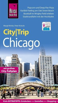 Reise Know-How CityTrip Chicago - Brinke, Margit; Kränzle, Peter