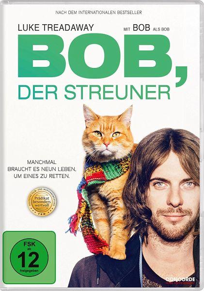 Bob, der Streuner - Joanne Froggatt/Anthony Head