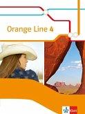 Orange Line 4. Schülerbuch (Flexibler Einband). Klasse 8. Ausgabe 2014