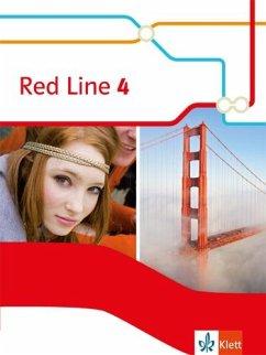 Red Line. Schülerbuch (flexibler Einband). Klasse 8. Ausgabe 2014