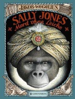 Sally Jones - Mord ohne Leiche (Mängelexemplar)