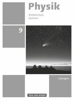 Physik - Ausgabe Volk und Wissen 9. Schuljahr -...