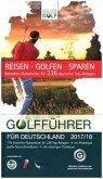 Golfführer für Deutschland 2017/2018