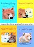 Kinderbuchserie Bruno und Polara reisen - kostenlose Auslese (eBook, ePUB)