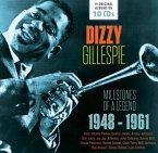 Dizzy Gillespie-Milestones Of A Legend