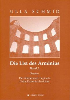 Die List des Arminius (eBook, ePUB)