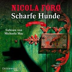 Scharfe Hunde / Kommissarin Irmi Mangold Bd.8 (MP3-Download) - Förg, Nicola