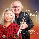 L'Amour Francais-Werke Für Trompete Und Klavier