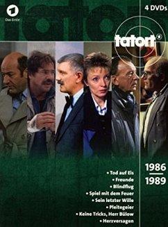 Tatort - 80er Box 3 DVD-Box - Tatort