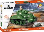 COBI 3007A M4 Sherman, World of Tanks, Bausatz 500 Teile