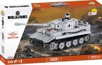 COBI Small Army 3000 - Tiger I, World of Tanks, grau