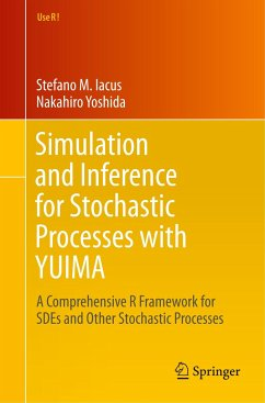 Simulation and Inference for Stochastic Process...