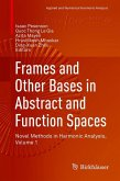 Frames and Other Bases in Abstract and Function Spaces
