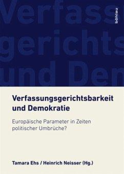 Verfassungsgerichtsbarkeit und Demokratie