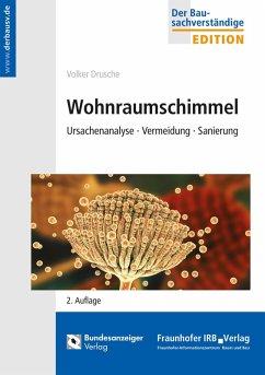 Wohnraumschimmel (eBook, PDF) - Drusche, Volker