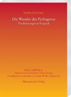 Die Wunder des Pythagoras - Scharinger, Stephan