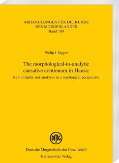 The morphological-to-analytic causative continu...