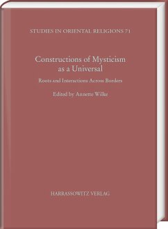 Constructions of Mysticism as a Universal