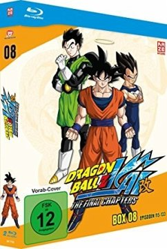 Dragonball Z Kai - Blu-ray Box 8