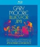 Blues For Jimi (Bluray)